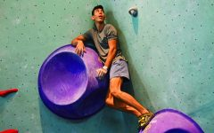 Day in the Life: an aspiring boulderer