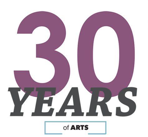 30 years of fine arts