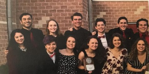 Nominees from the Greater Austin High School Musical Theatre Awards.