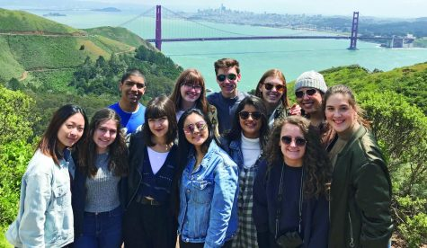 Students compete in San Francisco