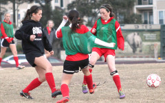 Soccer tryouts: a success
