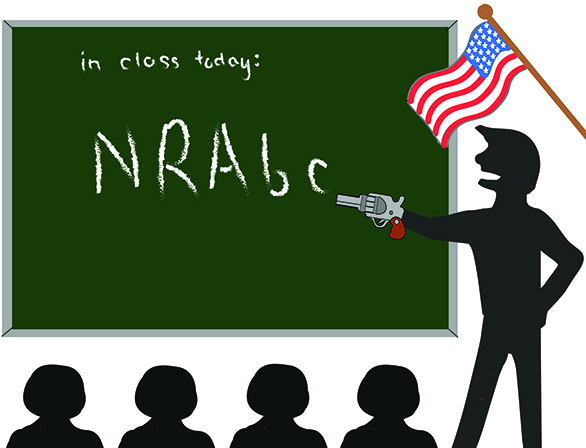 Arming teachers is not the solution
