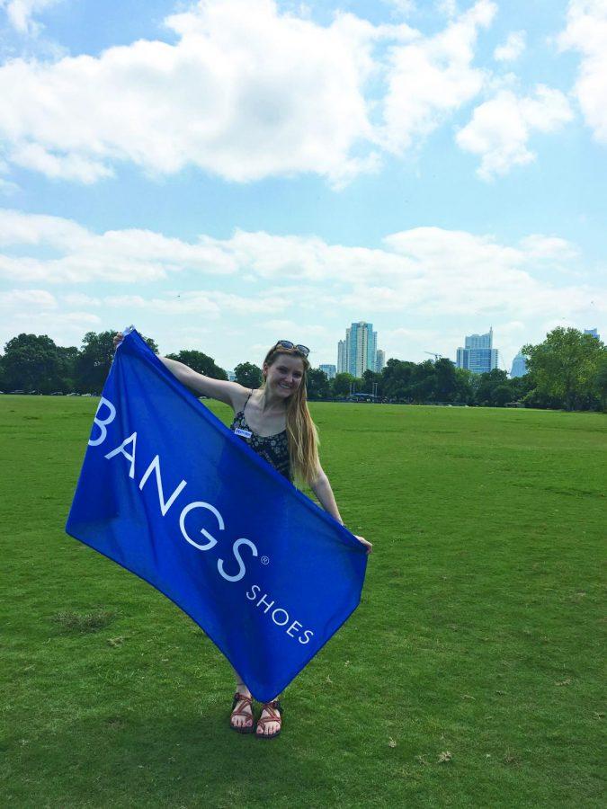 Senior kicks off summer as new brand ambassador