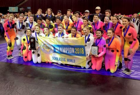 World Guard spins their way to Dayton