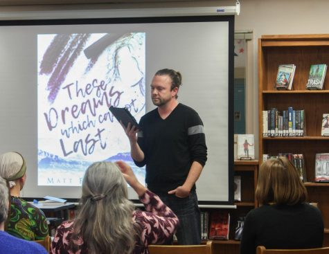 Poetry reading fundraiser deemed successful
