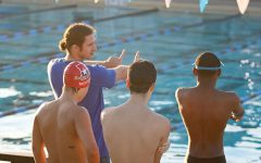New swim and dive coach plunges into the new season