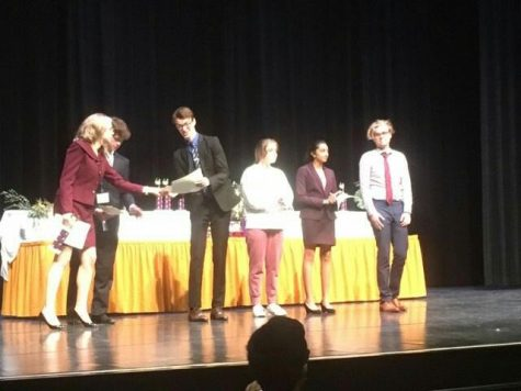 Bowie destroys UIL District Academic Meet