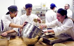 Culinary gives back for Thanksgiving