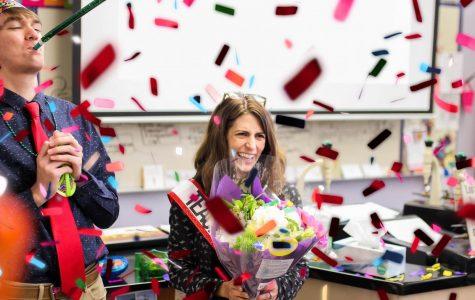 Jessica Davis awarded Teacher of the Year
