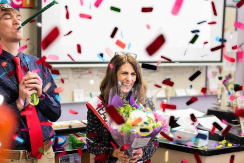 Jessica Davis awarded Teacher of the Year