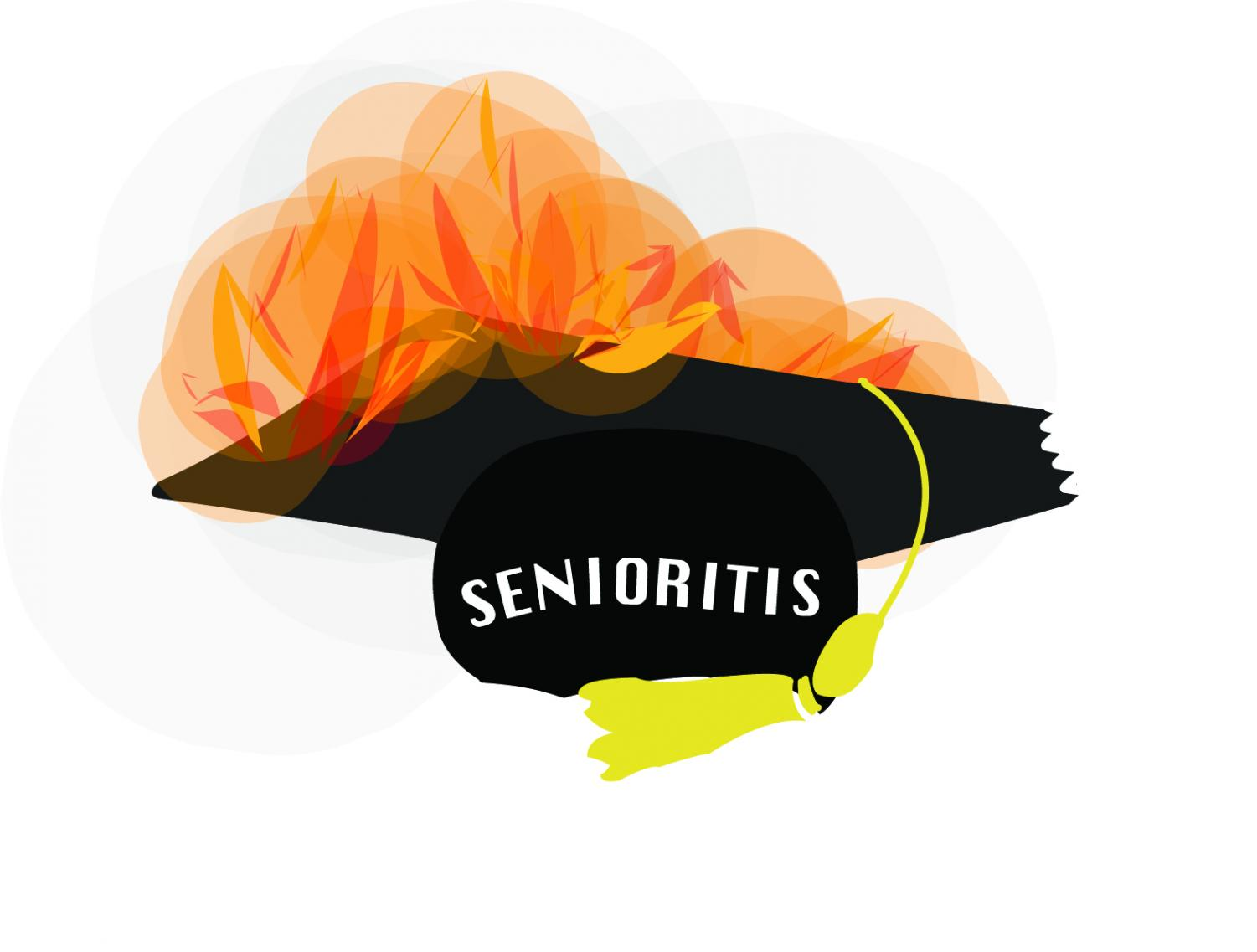 "The apathy the senior class begins to suffer from when winter break comes around is famously known as ""senioritis,"" a fictional disease that causes its victims to decrease in work ethic and motivation. This disease hits most seniors differently but it comes quickly and with horrible consequences."