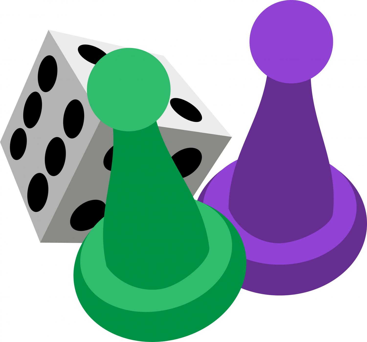 The board game club, held in the JBHS library twice a week, features all sorts of board games! Students can come in for a calm and entertaining time.