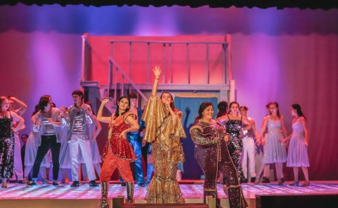 "Taking a chance on ""Mamma Mia!"""