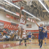 Senior guard assists varsity to victories