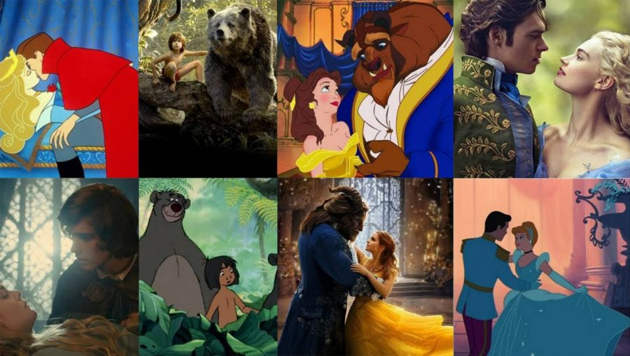 Compared+side-by-side+by+its+original%2C+each+live-action+remake+seems+to+be+unnecessary.+However%2C+can+audiences+enjoy+them+just+as+much+as+their+originals%3F