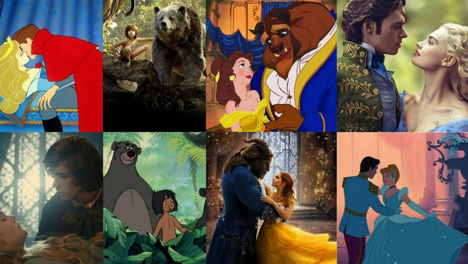 Compared side-by-side by its original, each live-action remake seems to be unnecessary. However, can audiences enjoy them just as much as their originals?