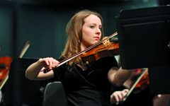 All-State Orchestra's young musician