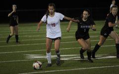 Senior kicks it as soccer captain