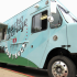 Nacho Average Food truck alarmed with smokes