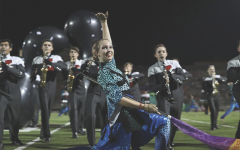 Color guard goes global for world competition in China