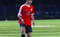 Freshman scores a varsity spot
