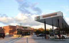 New 7-eleven on major intersection