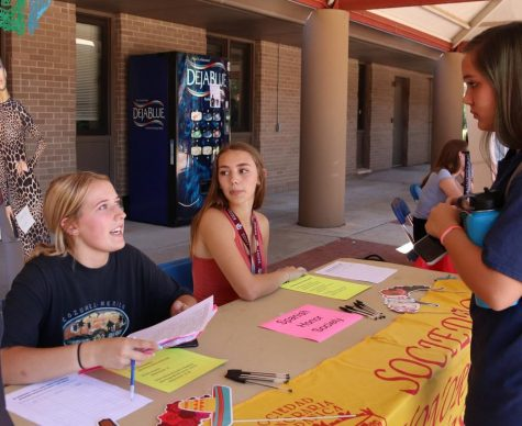 Club day brings new opportunities
