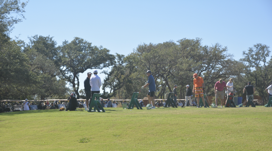 Each year, the Boy's Baseball Booster Club hosts a Gary Fowler Golf Tournament to honor late baseball coach, Gary Fowler.