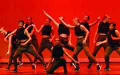 Dance shines in the annual fall show
