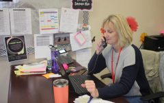 Counselor Kim Gilbert