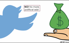 Twitter banning political ads sparks a Facebook controversy