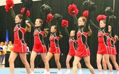 Cheerleaders crush competition