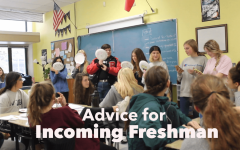Advice for incoming freshman