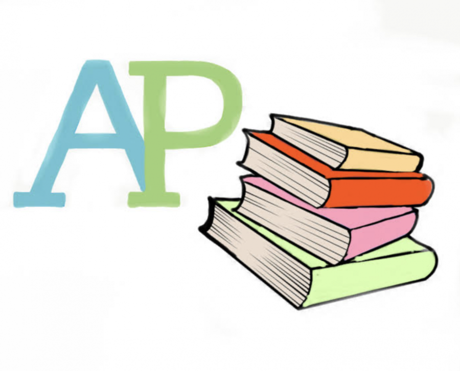 Through a year's worth of notes, late-night studying, and pouring over previous assignments, students taking the AP exams brace for the comprehensive test in hopes that their score would be high enough to be accepted as college credit.