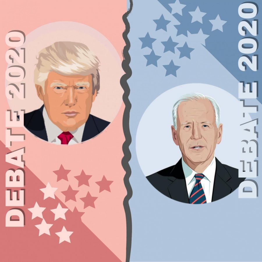 The first 2020 United States presidential debate between the two major candidates in the United States presidential election, Trump and Biden, took place September 29th.