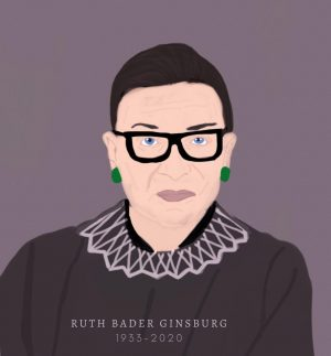 Supreme Court Justice Ruth Bader Ginsburg passed away on Friday, September 18. Ginsburg will be the first woman and Jew to be buried in state at the Capitol.