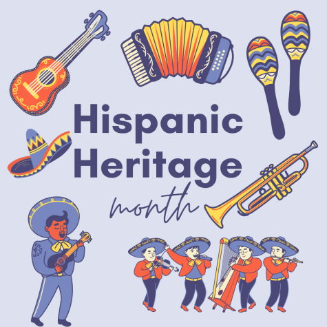 From September 15 to October 15, Hispanic Heritage month was celebrated worldwide. The Bowie community participated as well.