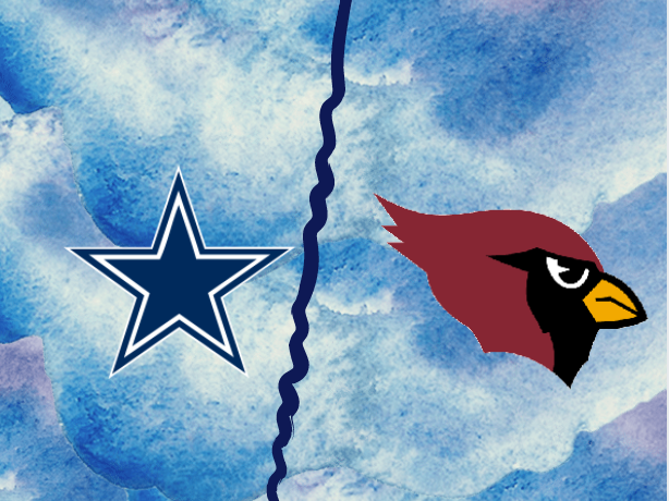 The Dallas Cowboys (2-3) will host the Arizona Cardinals (3-2) October 19th at 7:15 PM CT.