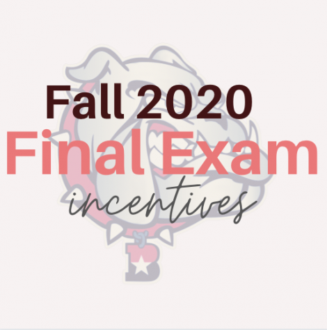 Fall 2020 exam incentives