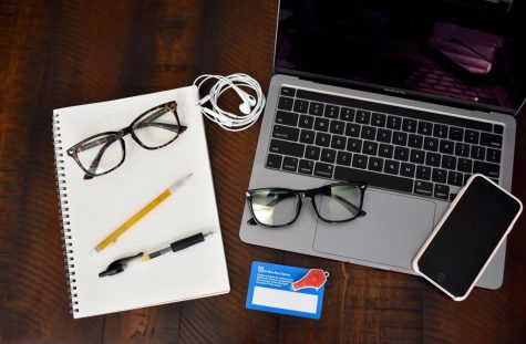 Blue light glasses have risen as a means for students to cope with virtual learning.