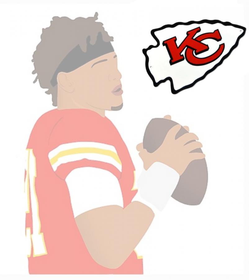 Chiefs+QB+Patrick+Mahomes+looks+to+repeat+his+MVP+season+from+last+year+