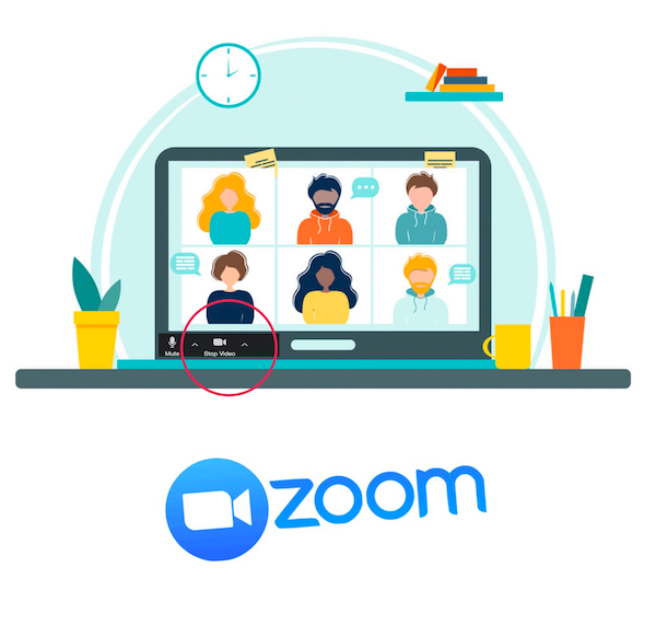 As school as become virtual this school year, many students are faced with concerns about proper zoom etiquette.