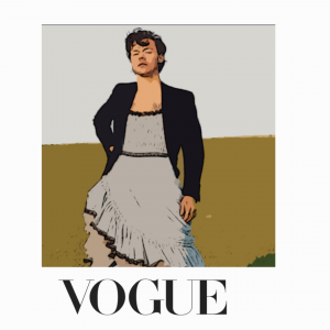 Harry Styles' Vogue cover and the Controversy That Followed
