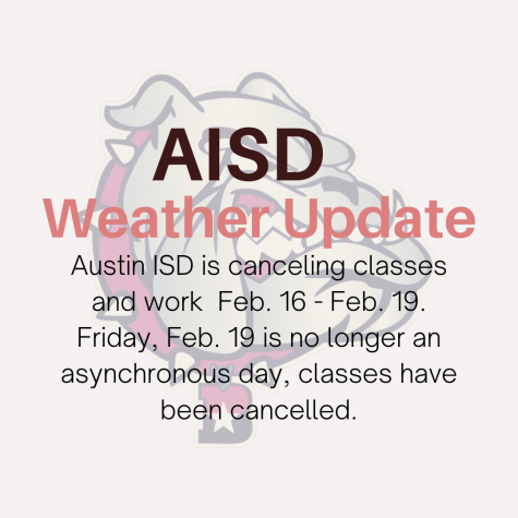 Austin ISD class cancellation