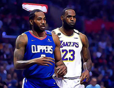 The Superstar duos on the Clippers and Lakers put them at the top of the power rankings.
