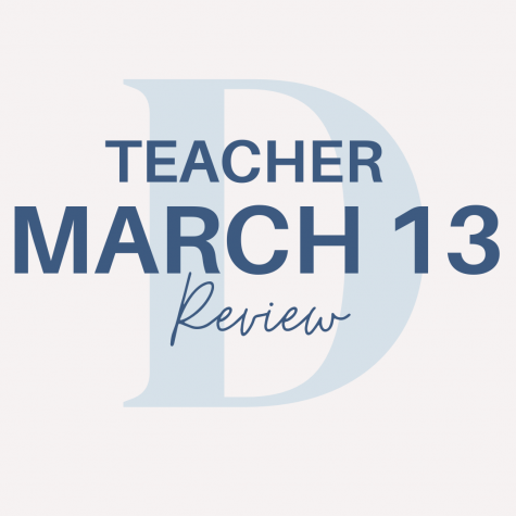 As the one year COVID-19 anniversary approaches, teacherMicheal Reeves, reflects on the year.