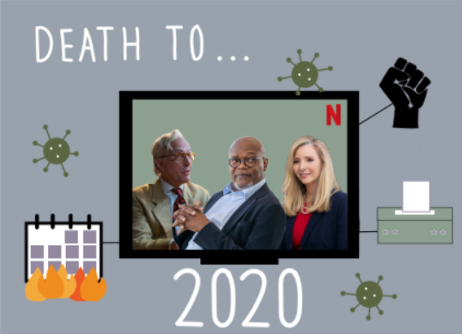 """Death to 2020"" lacks comedic spark"