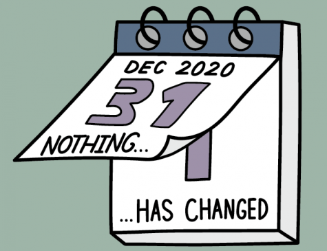 2021: new year, same issues continue