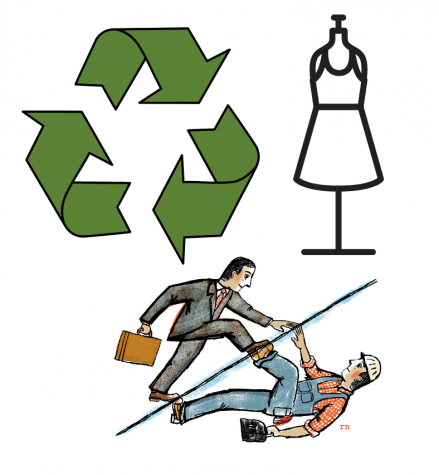 Classism in sustainable fashion and how to get around it