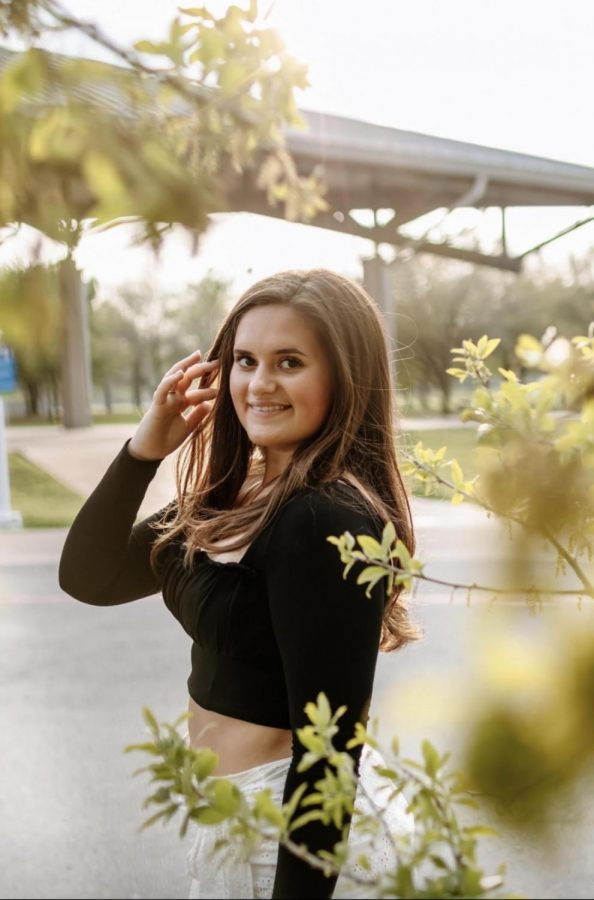 Senior Goodbye: Megan Miller